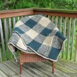 crochet-flannel-blanket