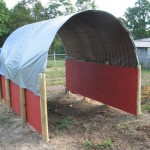 Economy Horse Run In Shed Shelter Barn